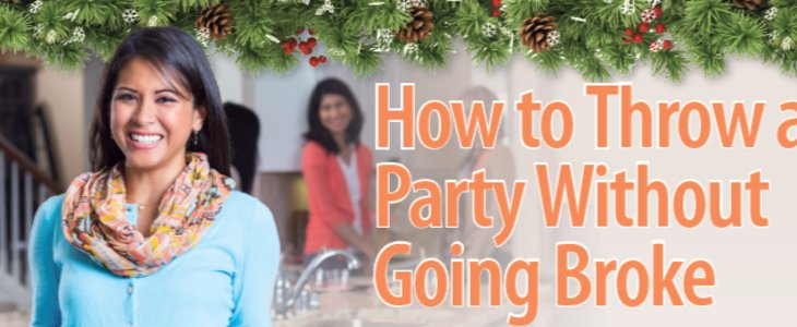 Throw a Party, without going Broke