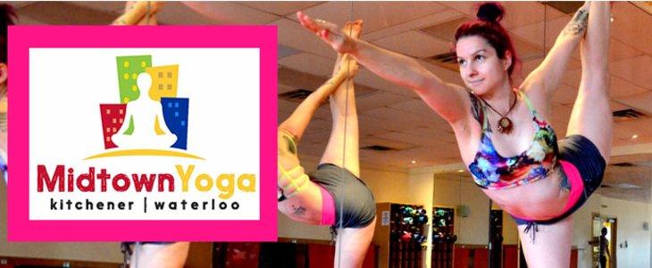 Midtown Yoga KW Celebrates 10 Years Of Yoga in Kitchener Waterloo