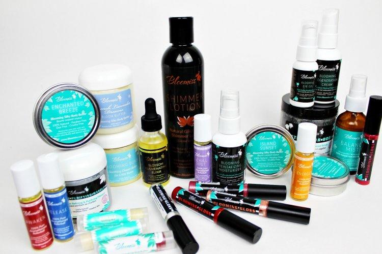 Bloomiss Natural Organic Skincare, Beauty, Aromatherapy