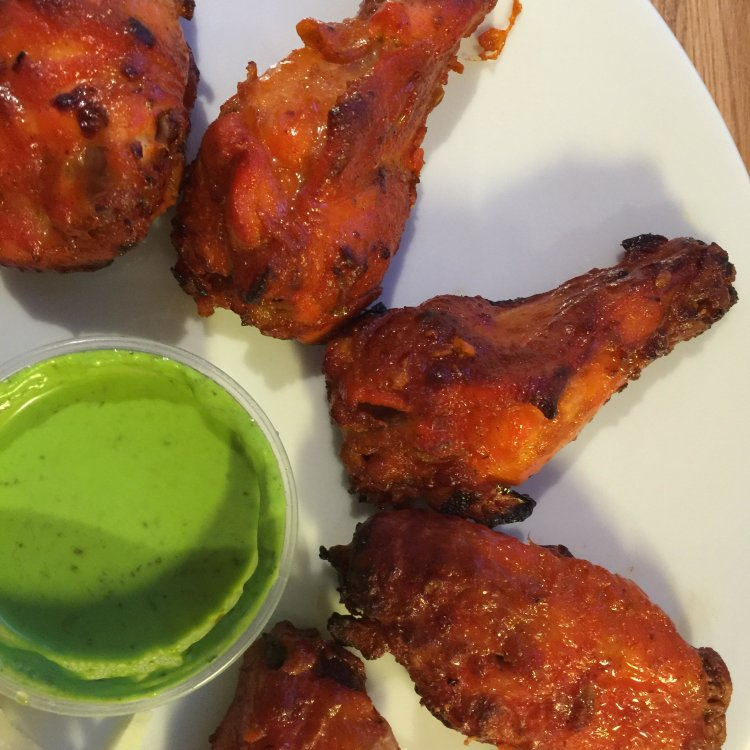 bombay's, chutney wings, best