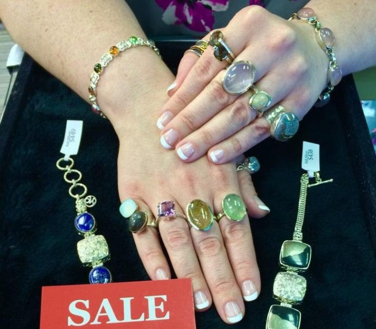 3rd Annual Jewellery Sale!