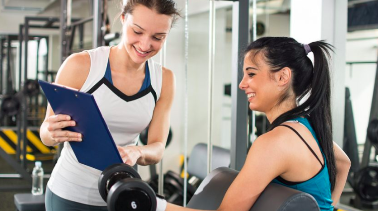 personal training, the fitness firm