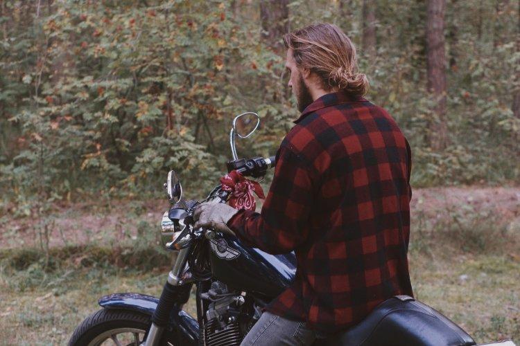 Kevlar motorcycle riding shirts