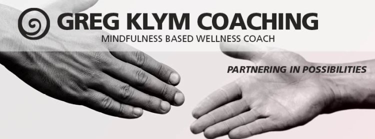 Mindfulness Based Wellness Coaching, Greg Klym