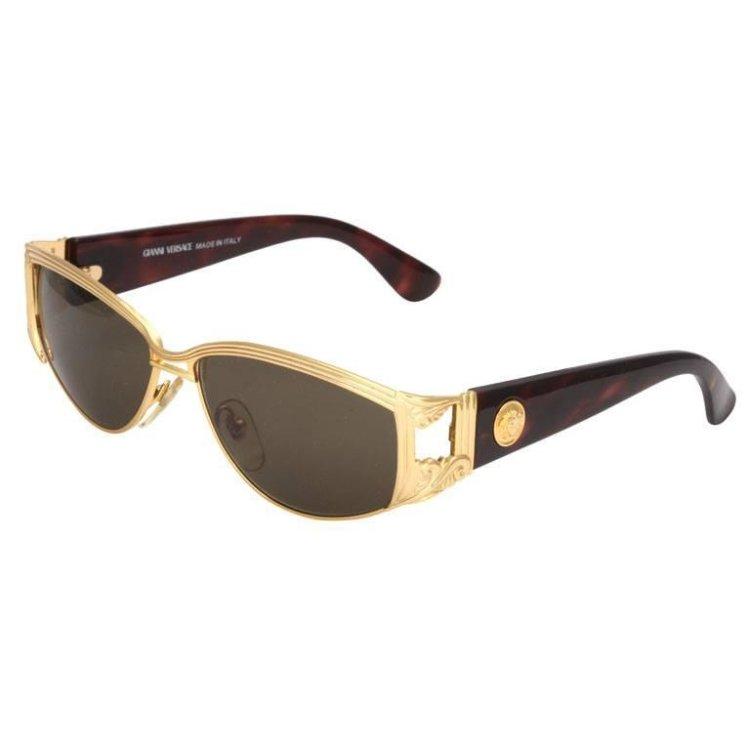 versace, vintage, look, style