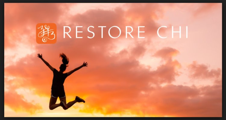 restore chi, traditional Chinese medicine, audio, digital, self-care
