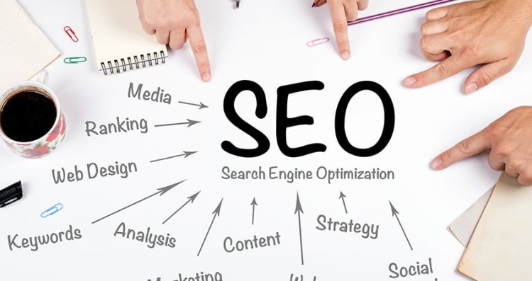 Klusster Media, SEO is not a 4 letter word