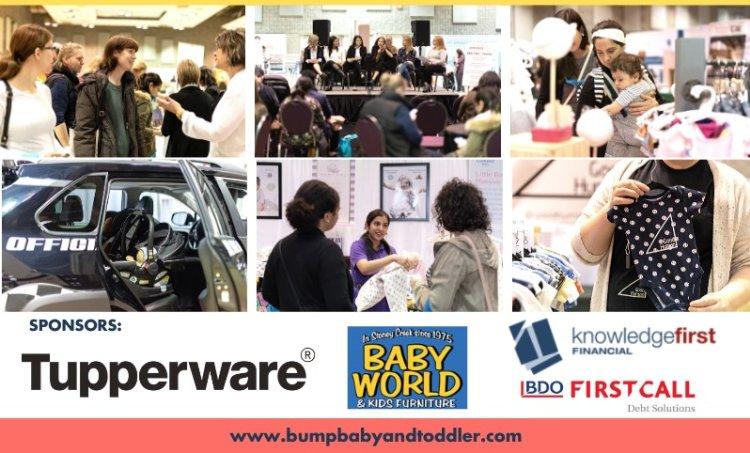 Bump Baby Toddler Expo®