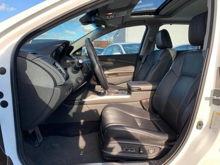 Interior 2015 Acura RLX