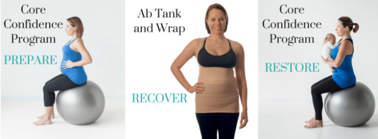 Bellies Inc., Ab Tank and Wrap