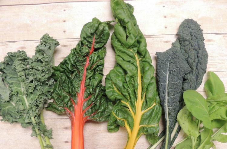 kale, arugula, swiss chard, detox, cleanse, weight loss