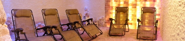 salt therapy, the rock spa, halotherapy