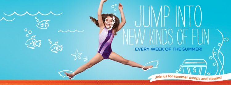 Jump Into Fun with The Little Gym London