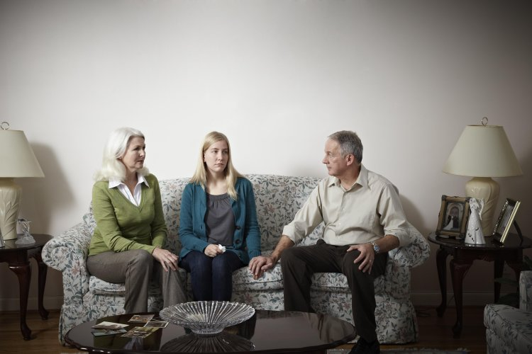 Telling Family and Friends about Separation
