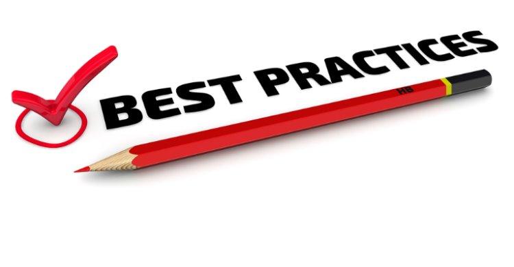 Best practices, planning, effectiveness