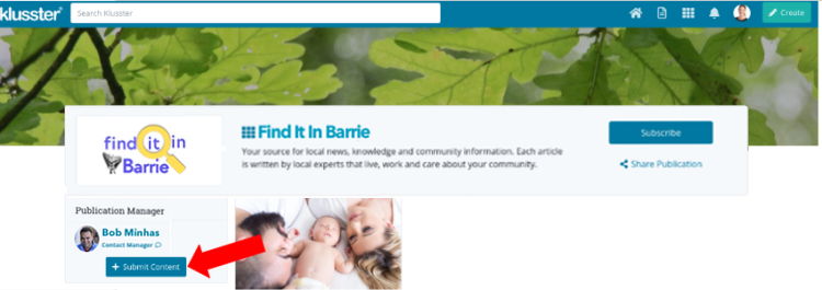 Getting Started With The Klusster Content Club: Find It In Barrie