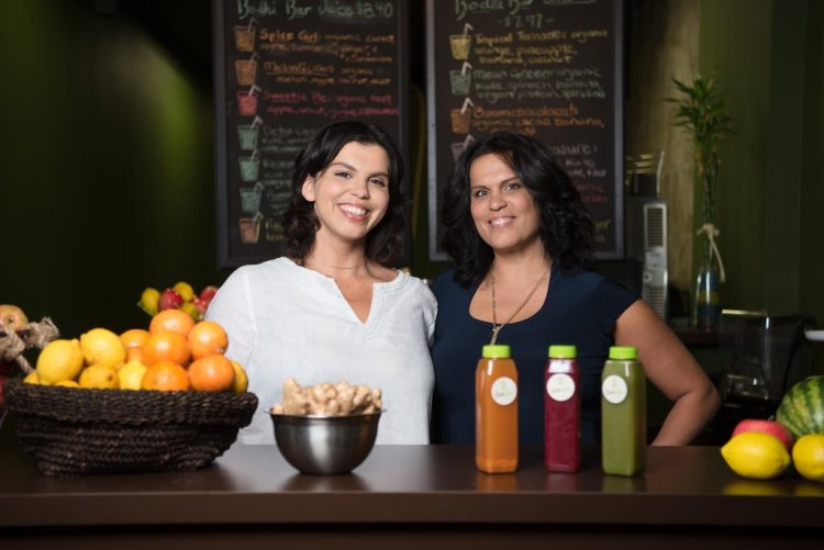 Bodhi Bar, Juicing, Cold Pressed Juice, Go Fund Me