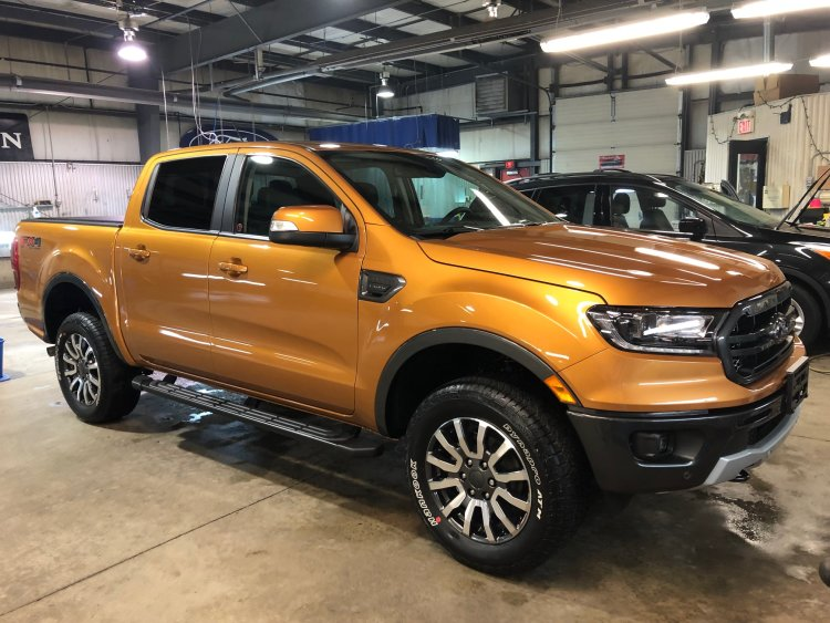Ford, Ranger, Opticoat Pro Plus, Guelph, Wayne Pitman Ford
