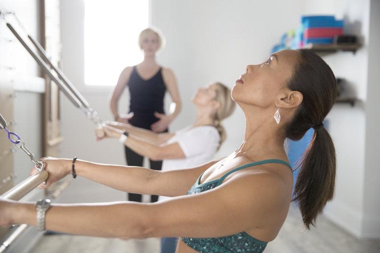 springboard, pilates, pilates studio, Burlington, Burlington pilates, mat pilates, springboard pilates