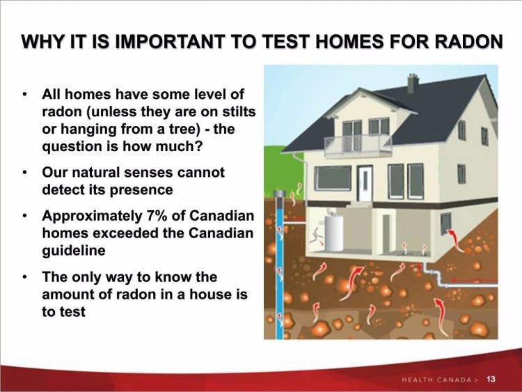 alder creek home inspections, radon testing