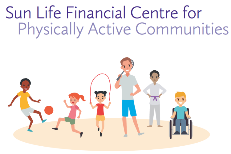 Sunlife Financial, Waterloo, physical activity