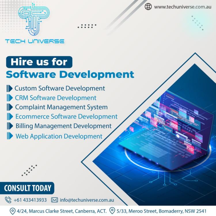 Software Company Blacktown