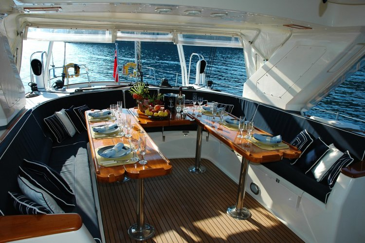 Six Top Business Events to Organize on a Yacht in The Cayman Islands