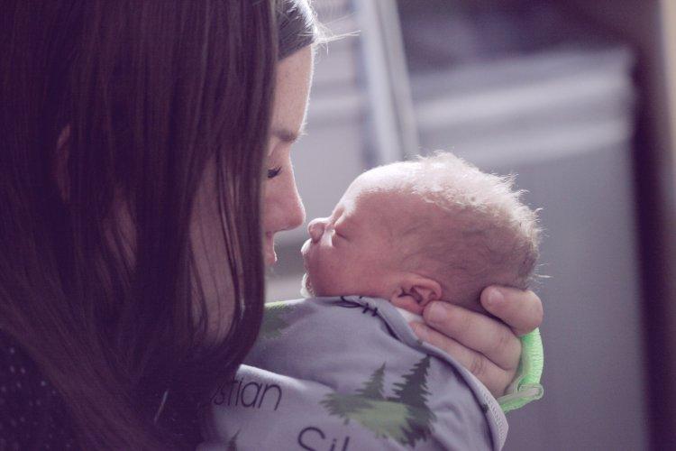 blocked tear duct, uterine healing, postpartum recovery, mom, newborn, restorechi