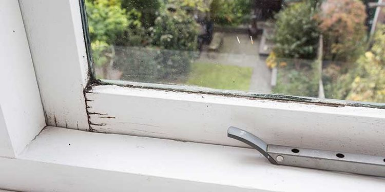 window seal, leaking, draft, draught, cold air, moisture