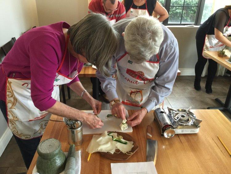 burlington, cooking , classes