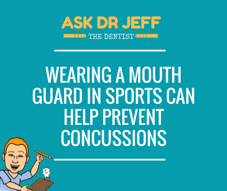 kids, sports, ask, jeff, the, dentist
