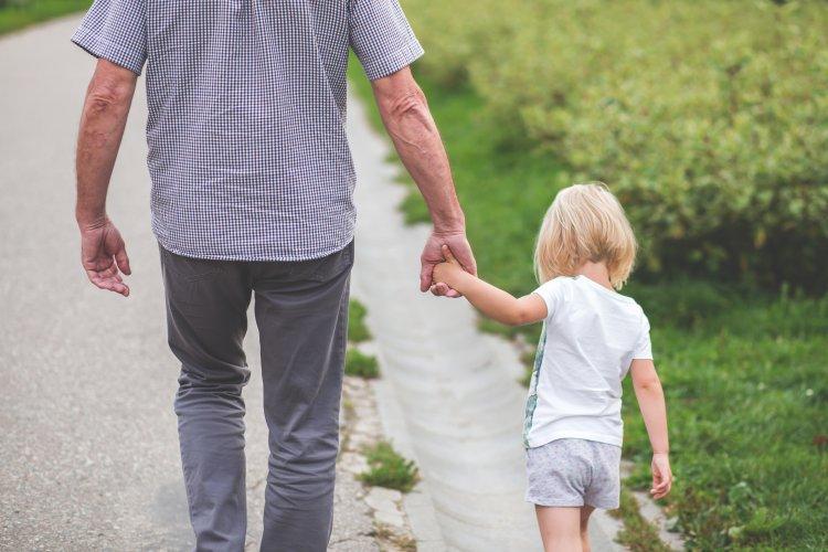 grandchildren, feeling, stable, grandparents