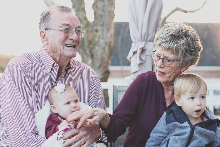 child, child raising, raising children, grandchildren