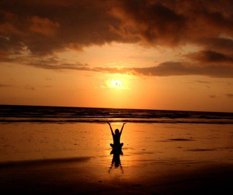 Mindfullness, peace, meditation, sunrise, focus, organization
