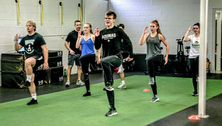 Speed Mechanics Sprinting Technique Training Athlete Academy Program Coach Accelerate