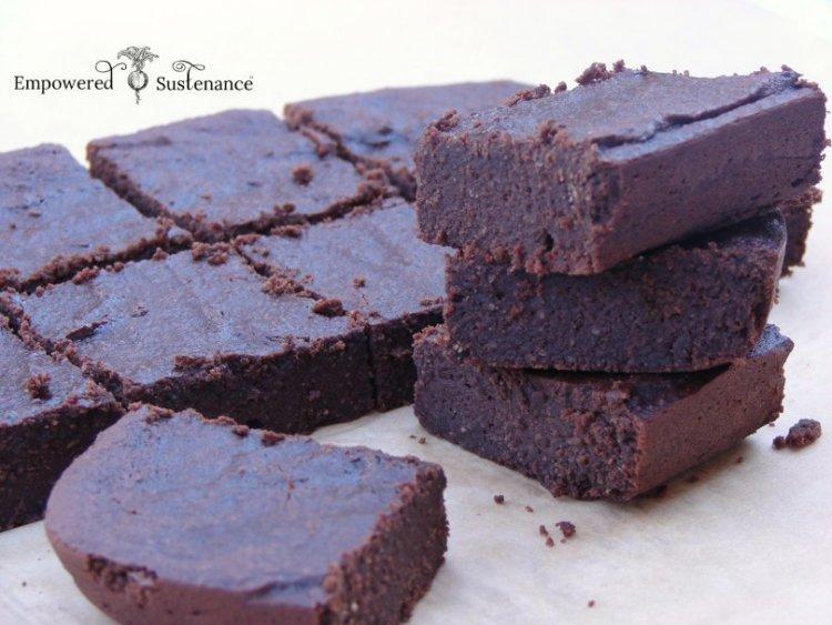 paleo recipes, coconut flour brownies, brownies, coconut flour