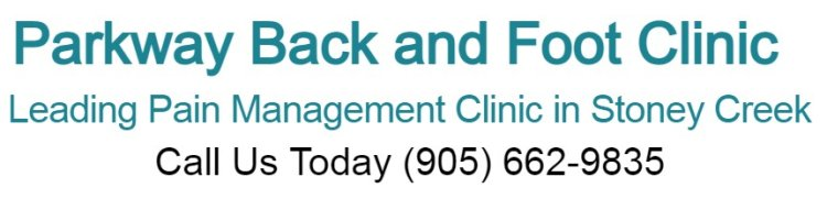 Parkway Back and Foot Clinic, Stoney Creek