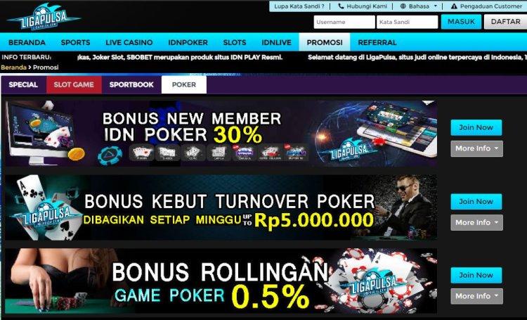 Viral Situs Poker Deposit Pulsa Tanpa Potongan Situs Judi Deposit Pulsa Tanpa Potongan