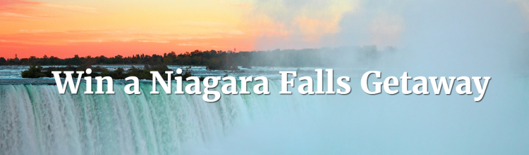 win a niagara falls getaway contest  family Waterpark Vacation or a Romantic Couples Retreat to Niagara Falls