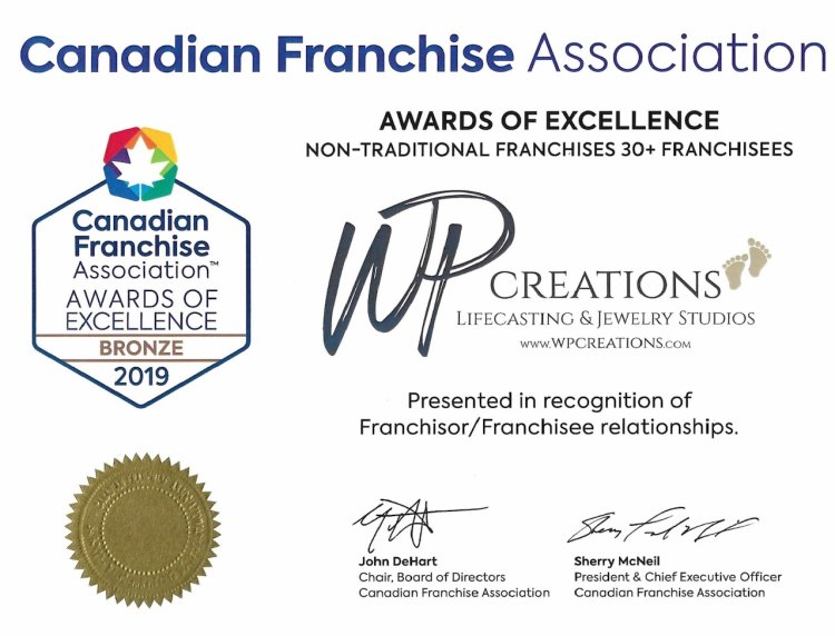 #womeninbusiness #mompreneur #canadianfranchise #award