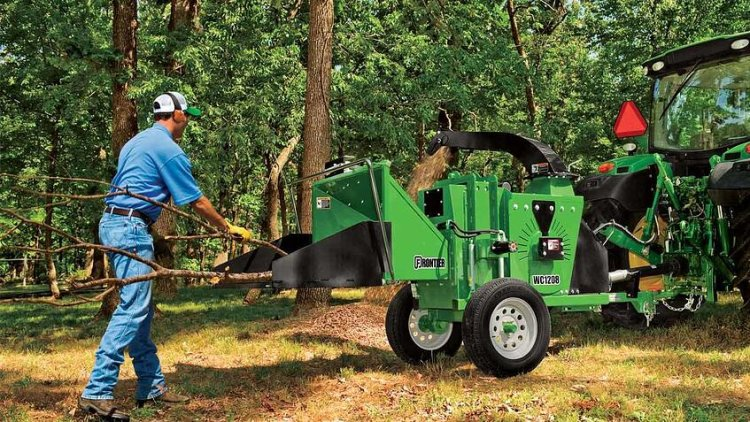 Wood Chipping Service Or Rental Wood Chipper Which Oere Robert2624