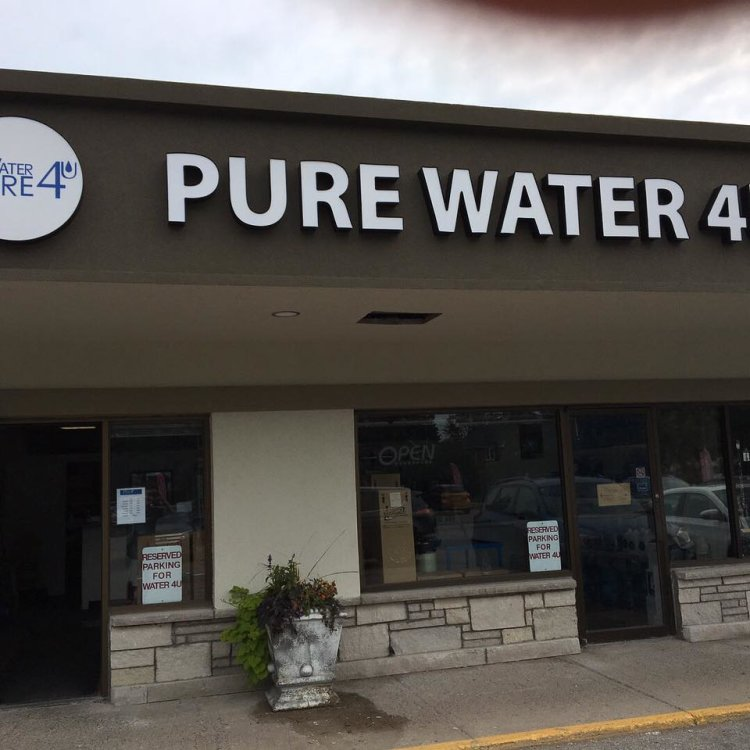 Pure Water 4U