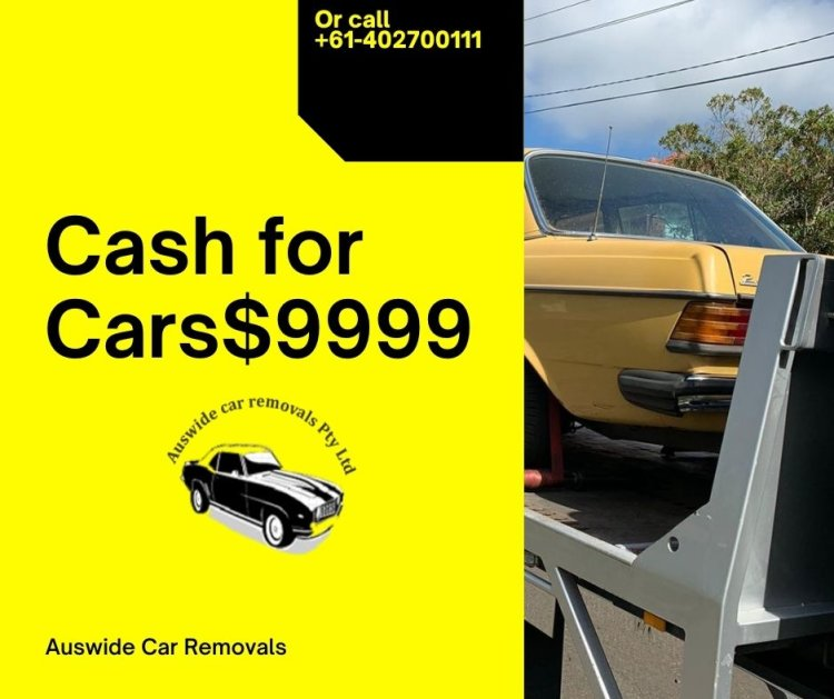 cash for cars Sydney Australia-Top Prices $9999