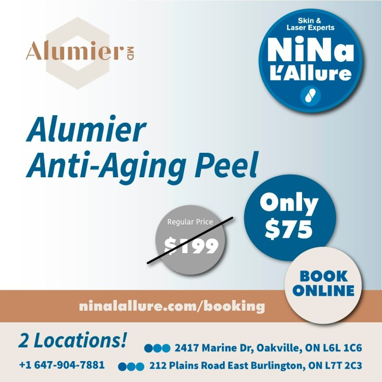 Nina L'Allure, Burlington