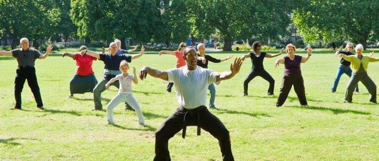 tai chi, martial arts