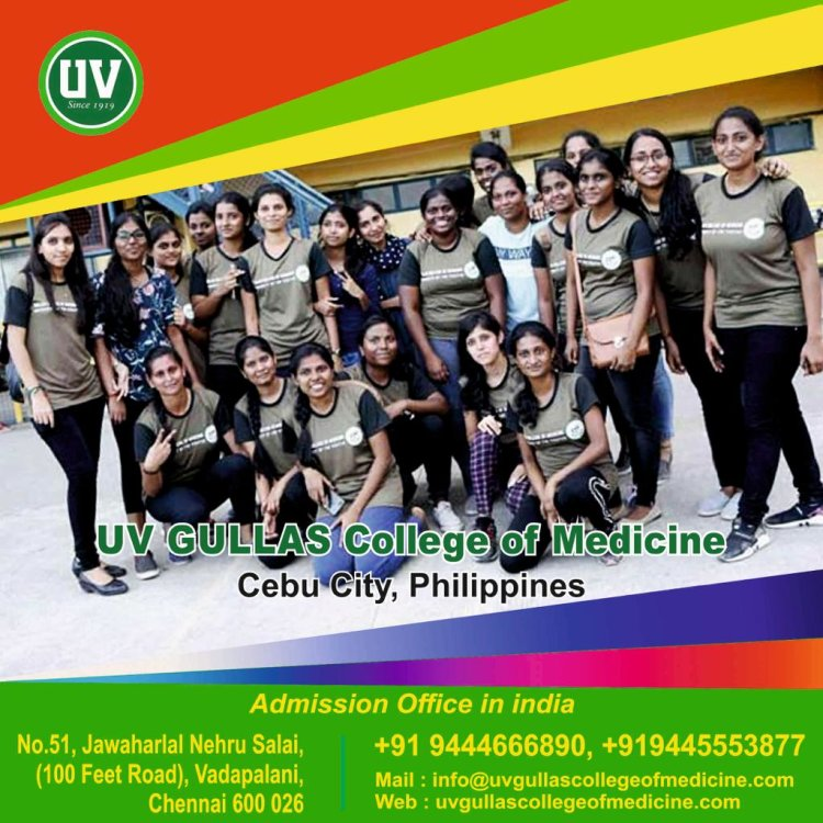 UV Gullas college of medicine Admissions 2020