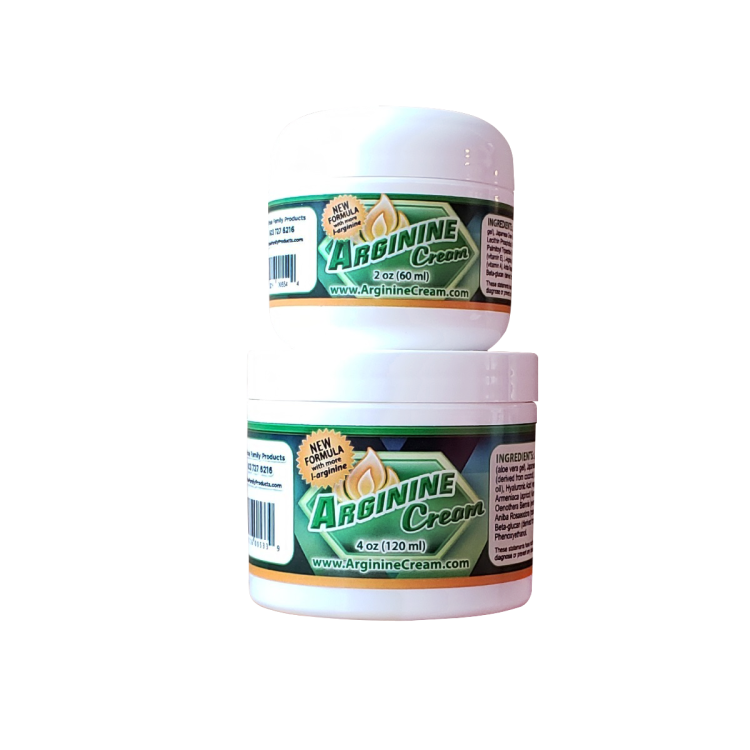 Arginine Cream by Whole Family Products