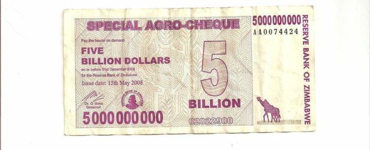 Zimbabwe money, peter wright