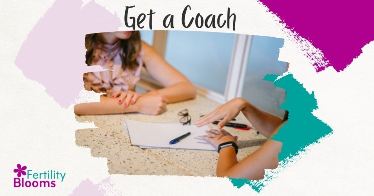 fertility coach, helping you conceive, ivf coach, fertility coaching