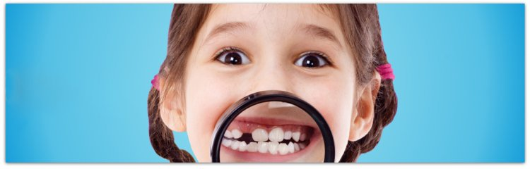 Regular dental checkups for kids